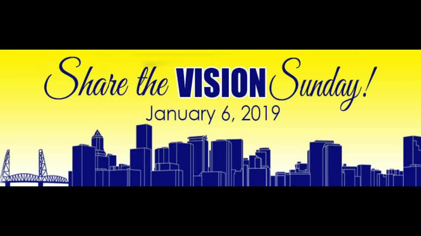 Share the Vision Sunday