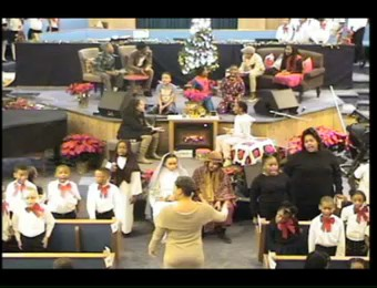 Ramah Jr Academy Christmas Program