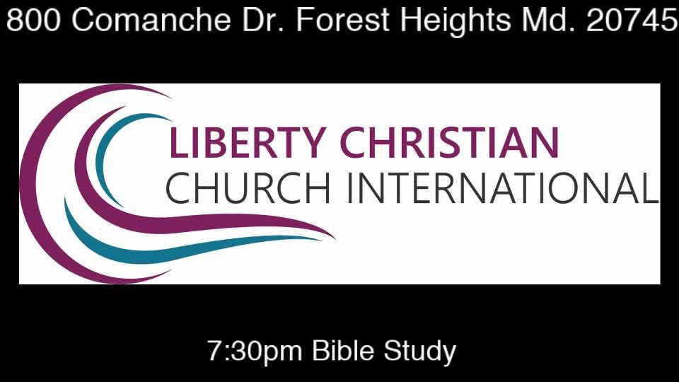 Bible Study 2/28/19