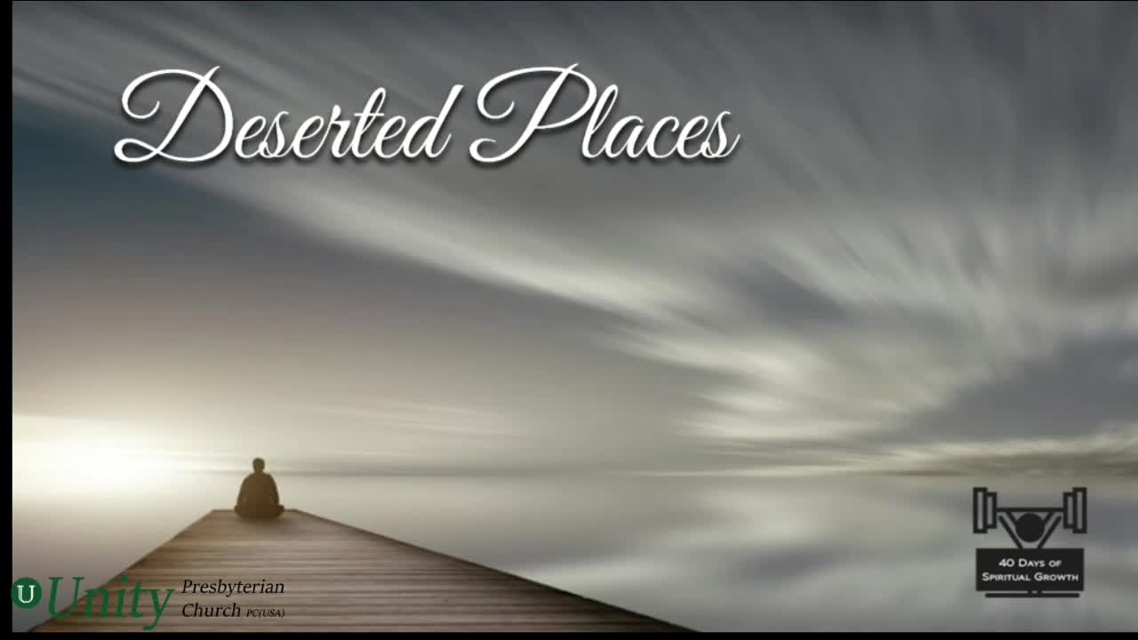 Deserted Places  1100