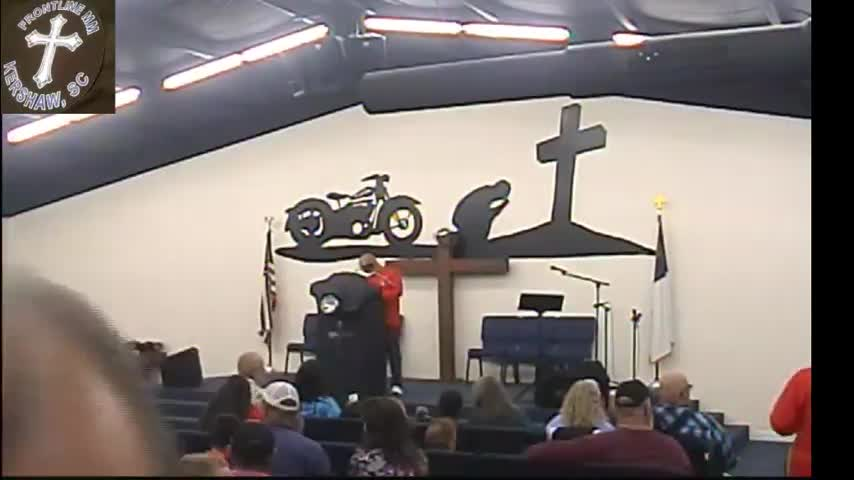 Frontline Biker Church Service 03 24 2019 AM