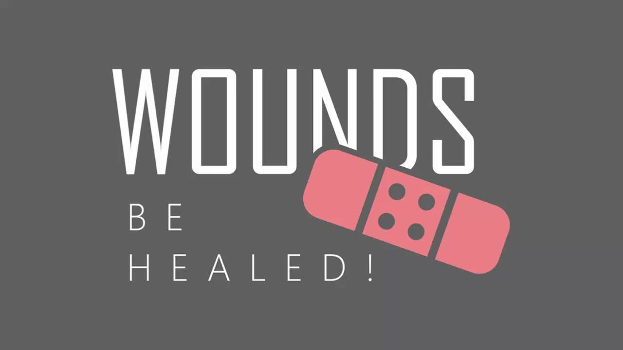 Wounds Be Healed Scars
