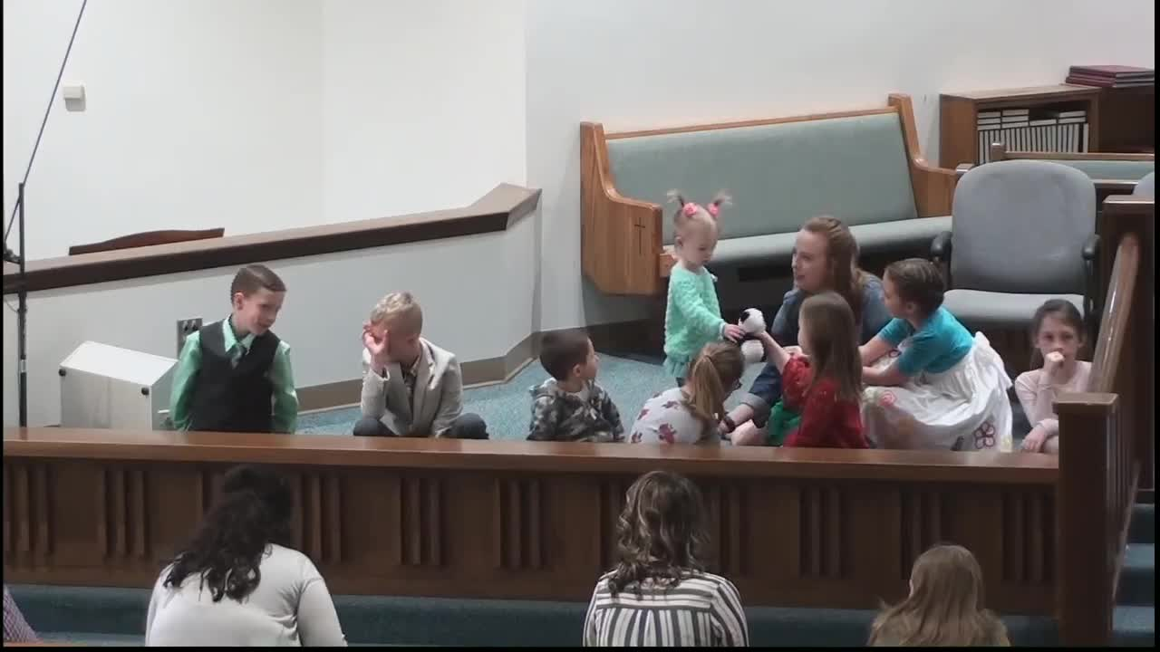 Call To Mission Sunday School