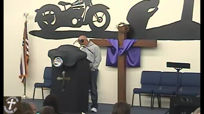 Frontline Biker Church Service 04 07 2019 AM