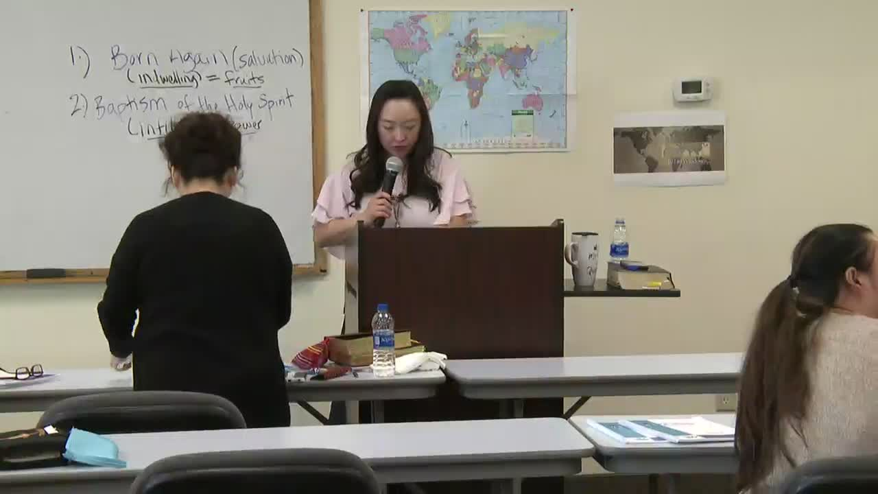 Hmong History of Israel 3 Class 2