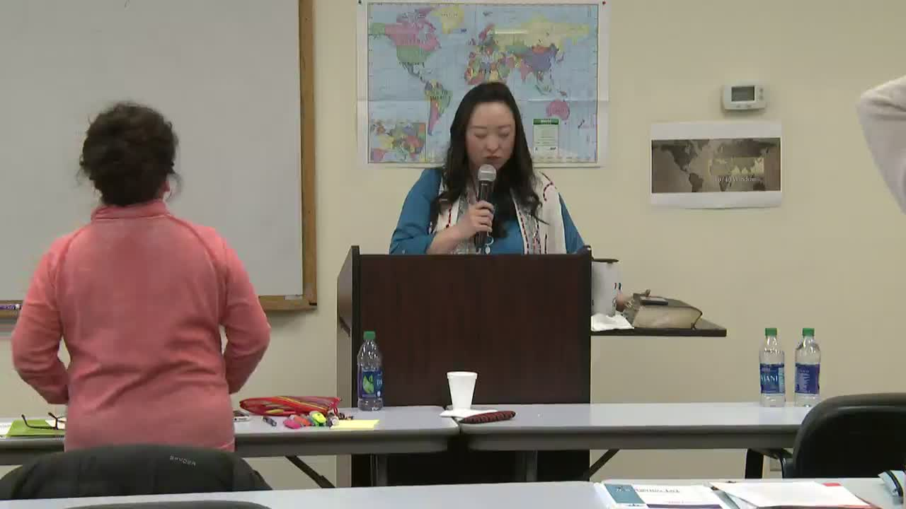 Hmong History of Israel 3 Class 3