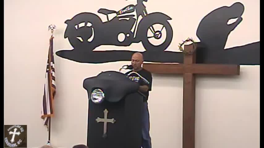 Frontline Biker Church Service 05 15 2019 190
