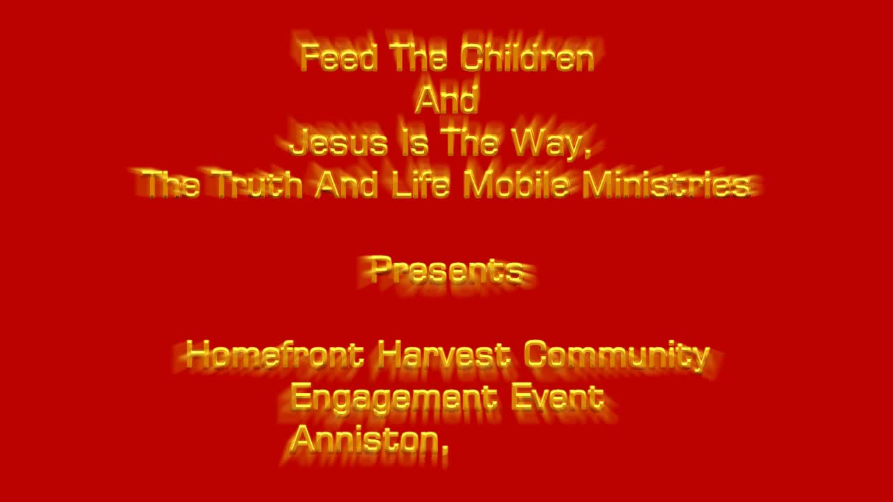Homefront Harvest Engagement Event