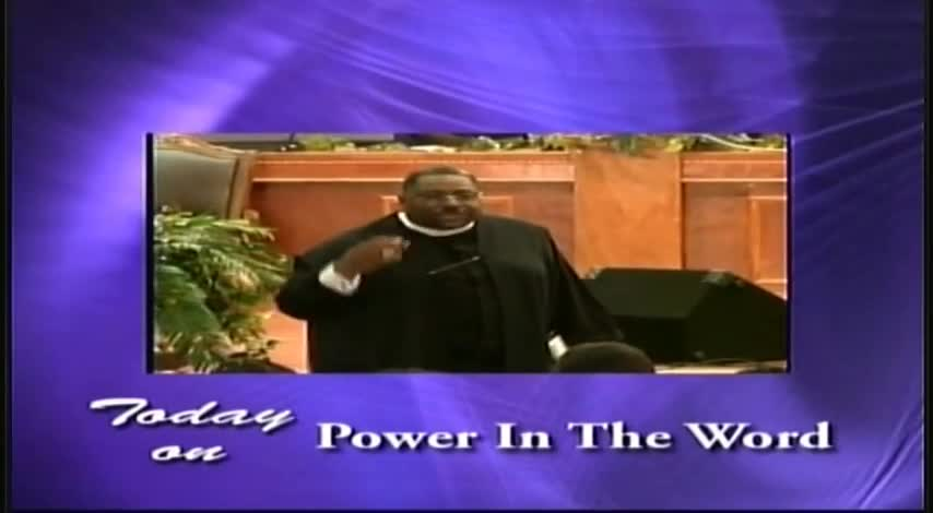 Power In The Word Of God PGM 72
