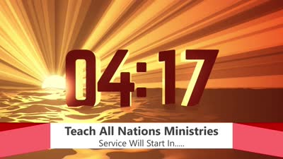 Watch Live - Teach All Nations Ministries