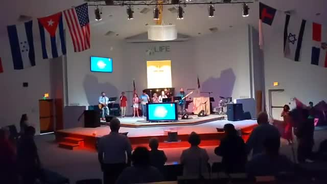 20190825 Pastor Billy Gowan  Worship