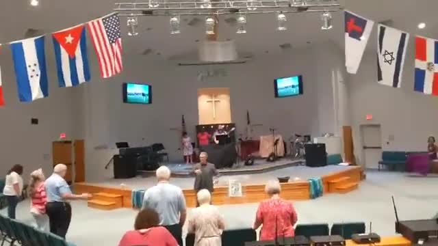 20190901  Pastor Billy Gowan  Worship Par