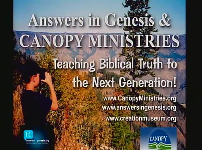 Answers in Genesis Part 5