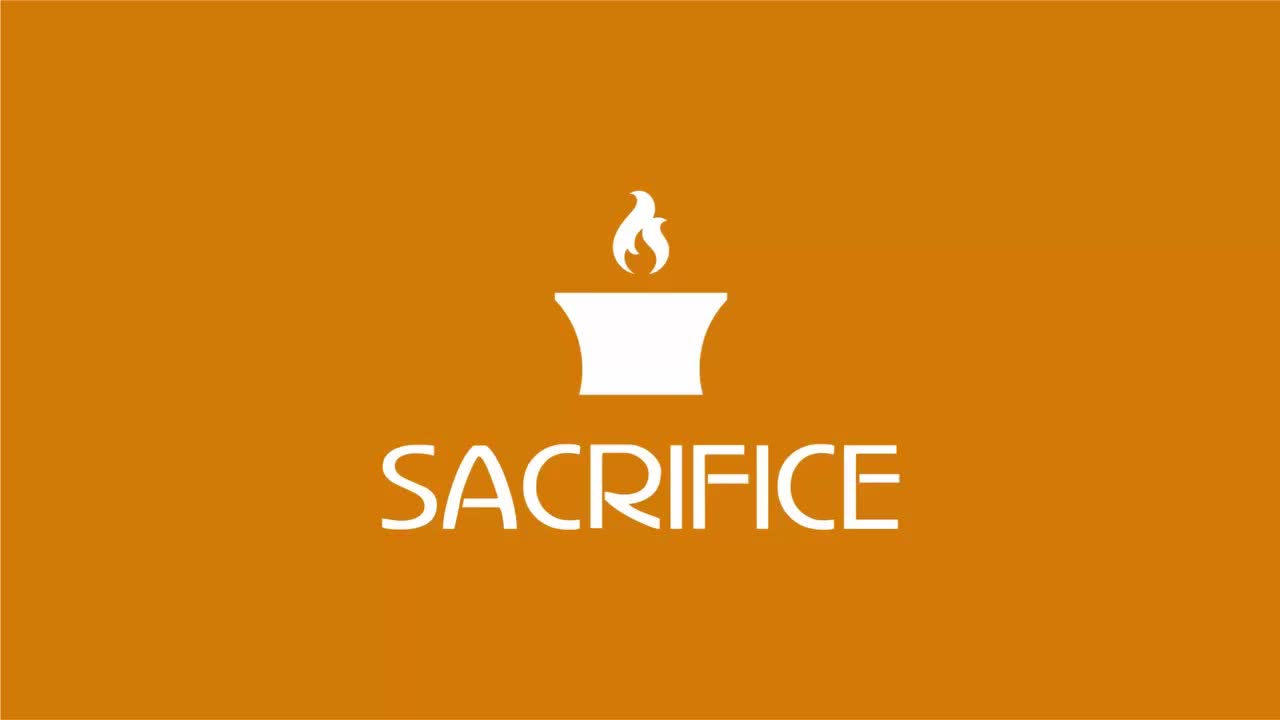 Sacrifice Of Worship