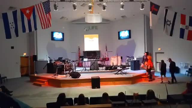 20191110 The Tyners at Life Church of Monro