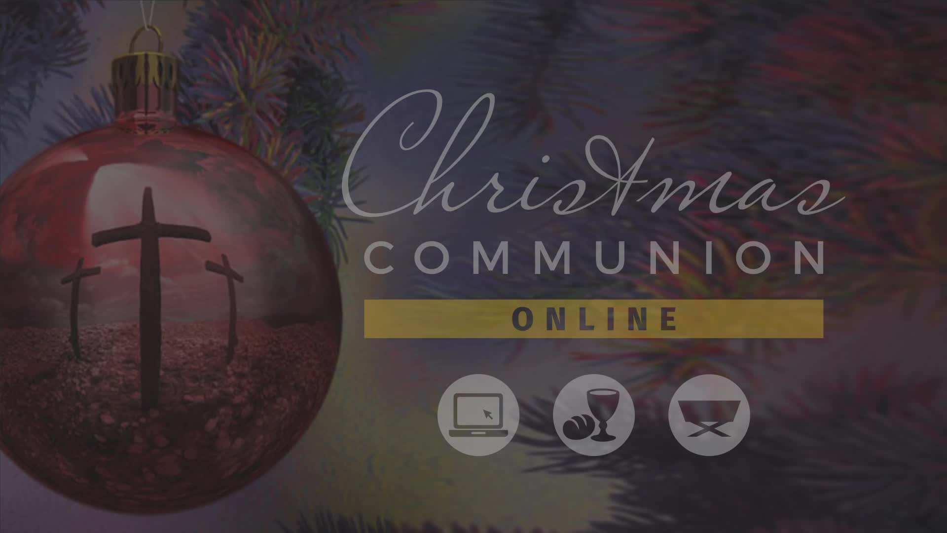 ONLINE COMMUNION    2019