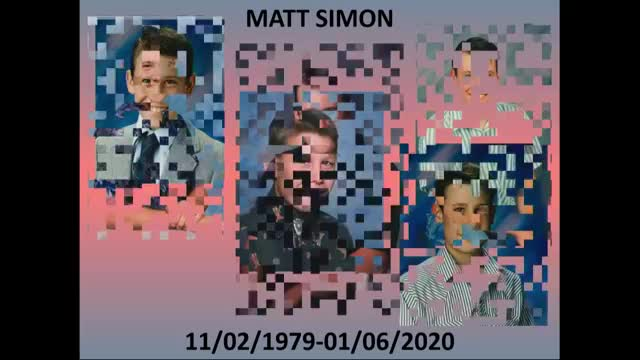Matthew Simon Memorial Service