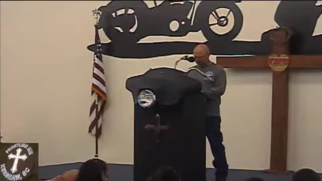 Frontline Biker Church Service 02 23 2020 Revival With Pastor Garrett Fitch
