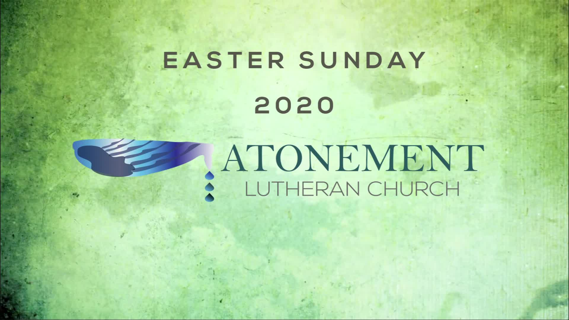 Easter Sunday 2020