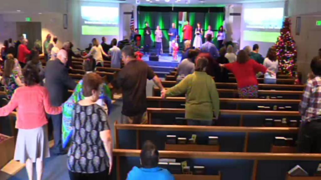 Sunday Morning Worship 11/26/2017 10:45 AM