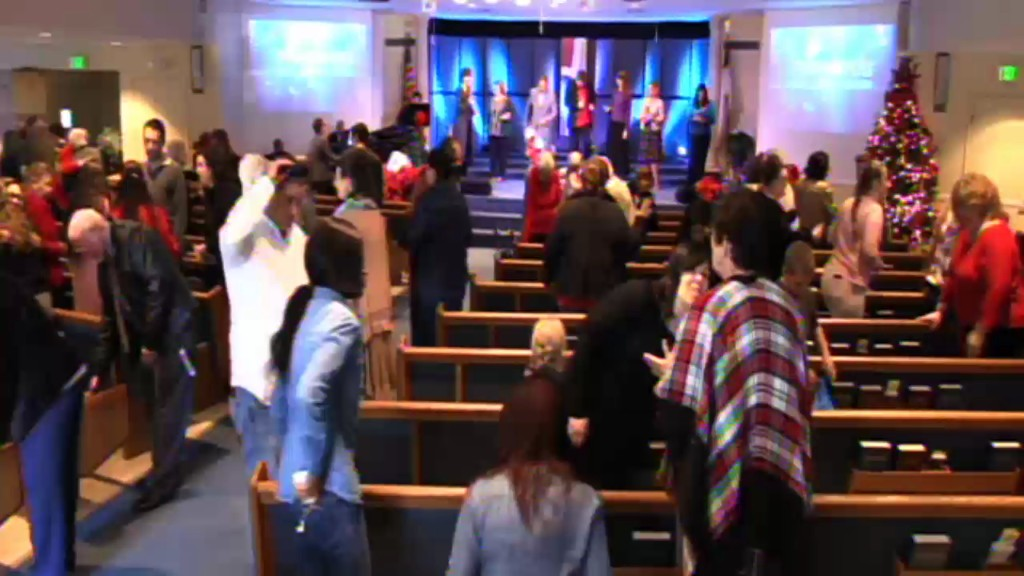 Sunday Morning Worship 12/10/2017 10:45 AM