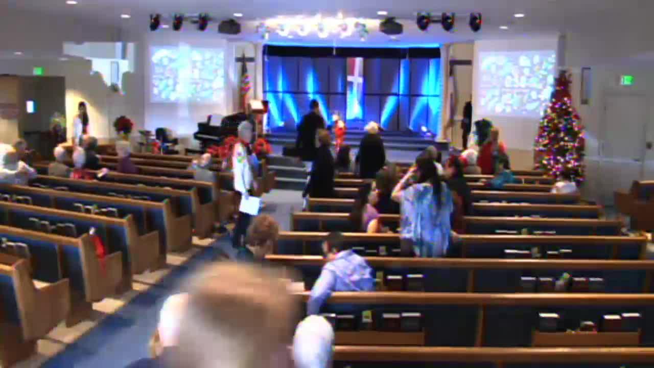 Sunday Morning Worship 12/17/2017 10:45 AM