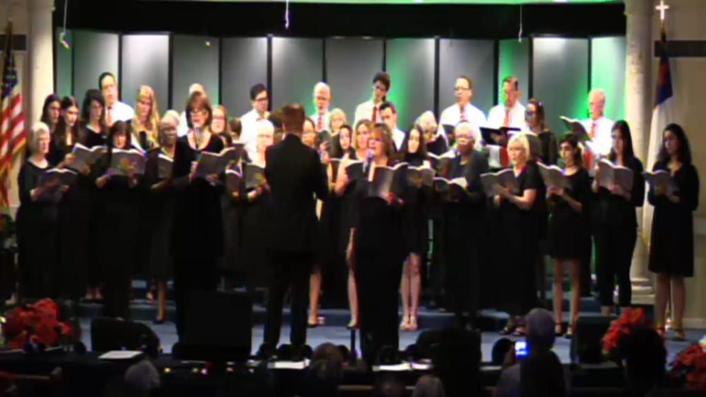 FBC'a Christmas Concert 12/17/2017 6:00 PM