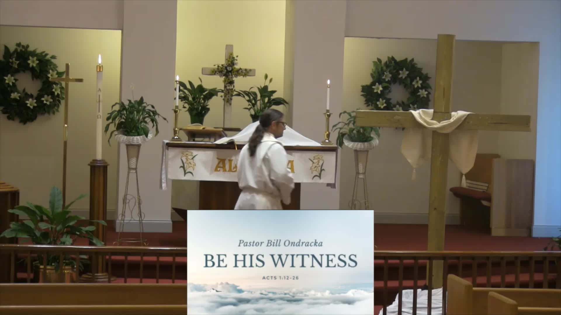 Be His Witness