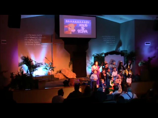 Jesus Came - Christmas Program 2016