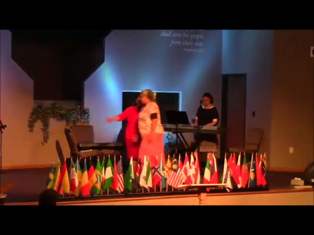 Multicultural Service (Saturday - Part 1)