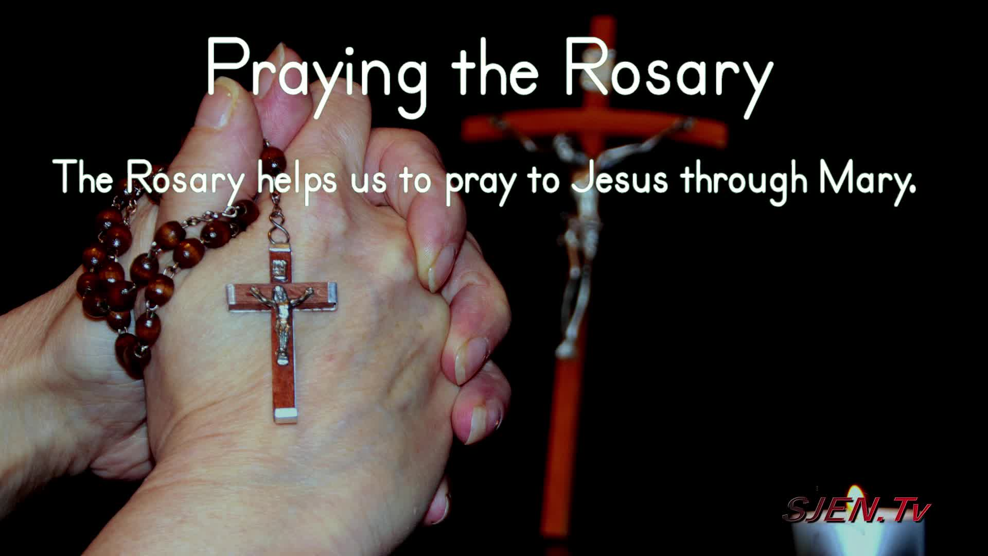 Hoe To Pray The Rosary