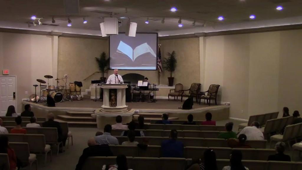 Habakkuk's Prayer through Adversity