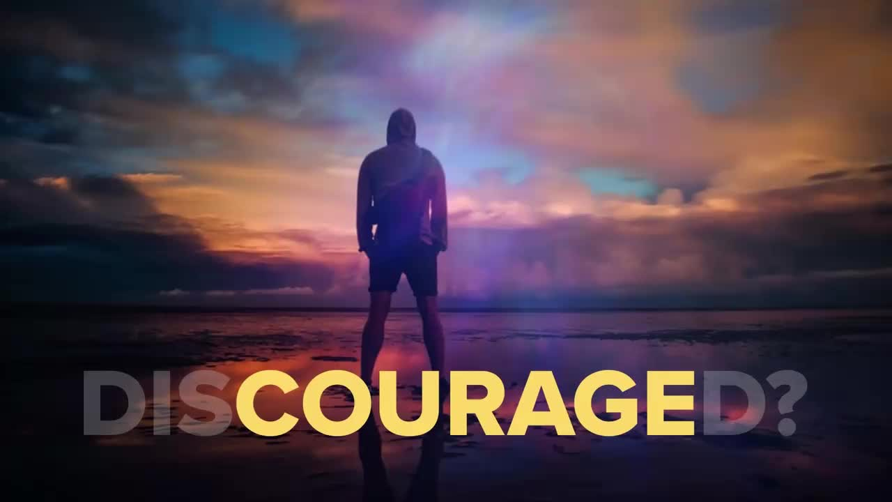 COURAGE Looking for God