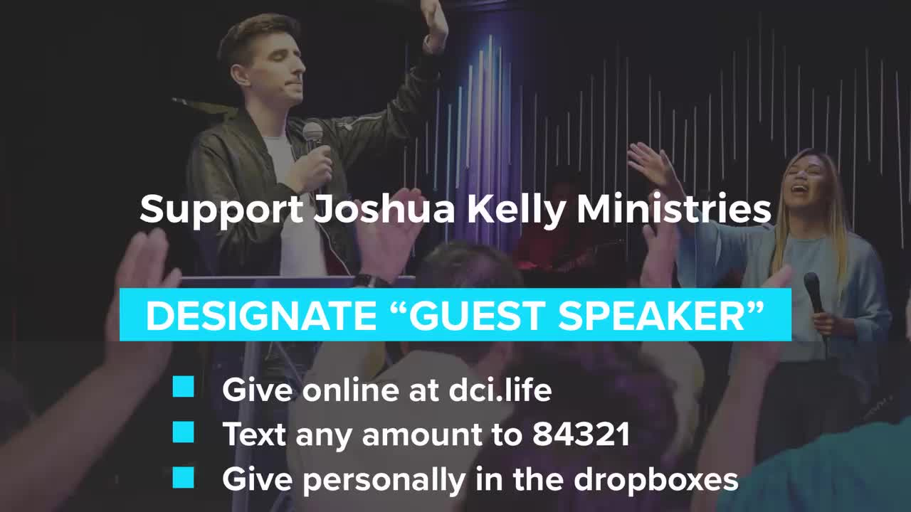 Joshua Kelly Ministries