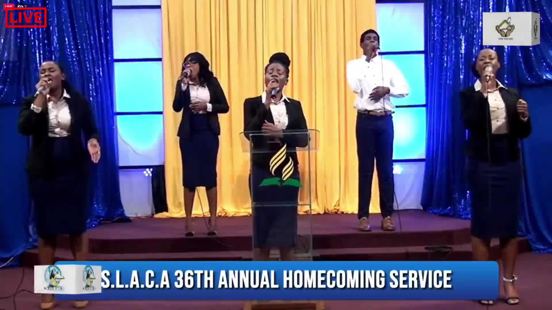 SLACA Homecoming 2020 Friday
