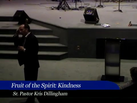 012716 Fruit of the Spirit Kindness