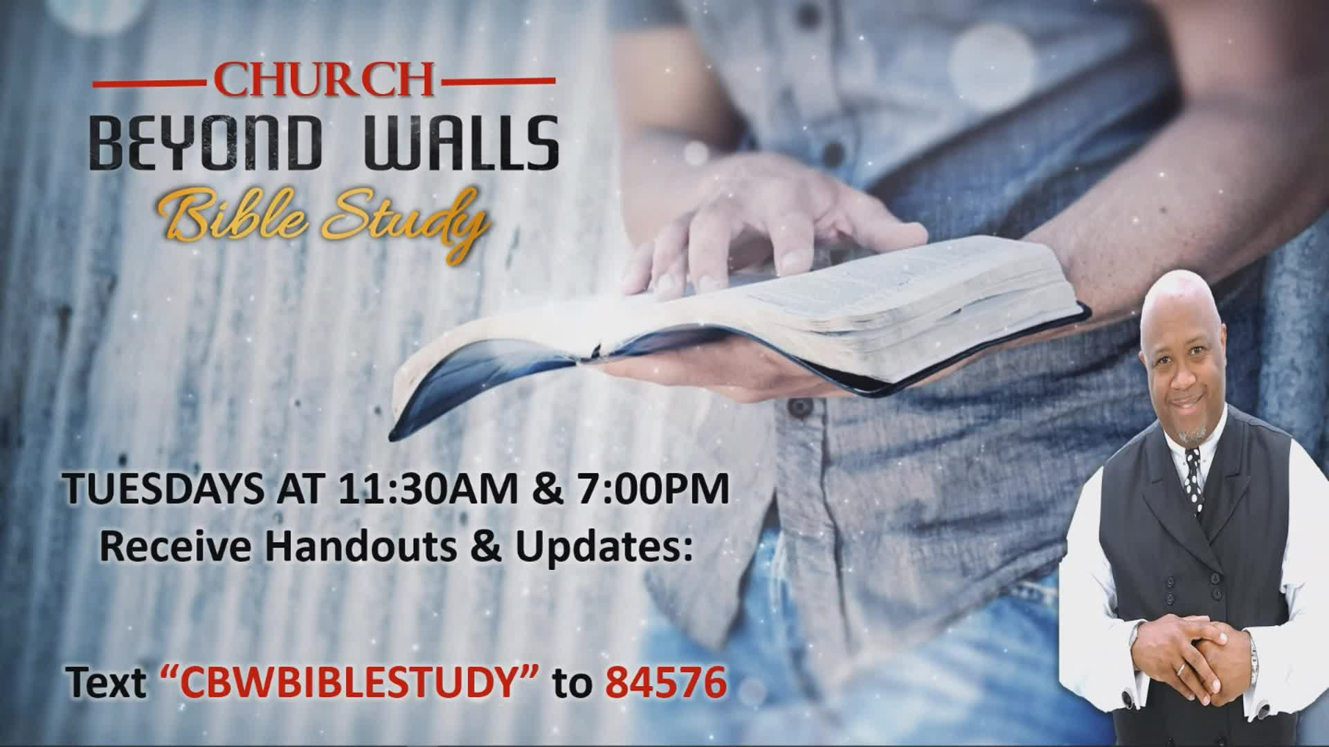CBW Bible Study  January 26 2021