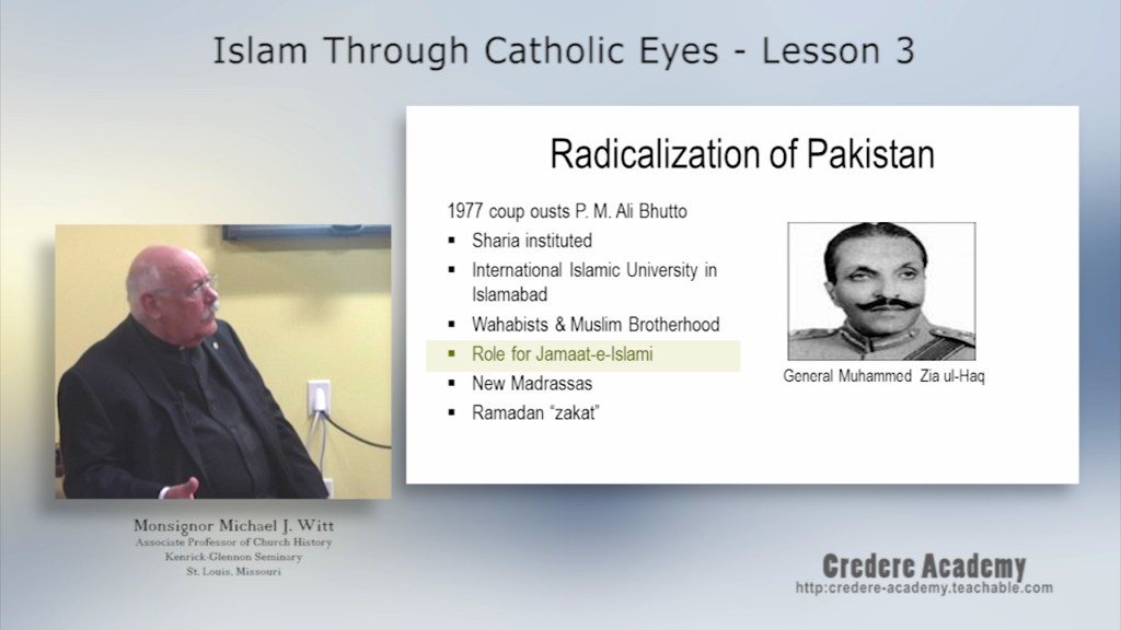 Islam Through Catholic Eyes 3