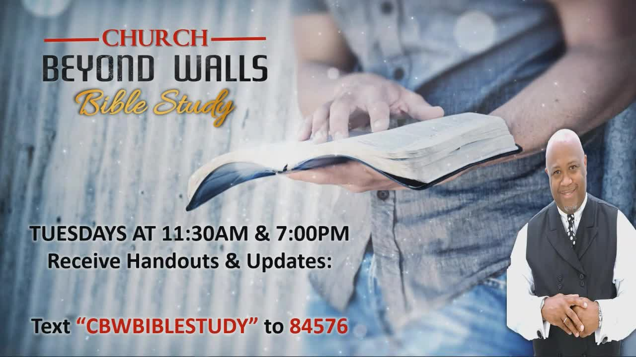 CBW Bible Study  March 2 2021