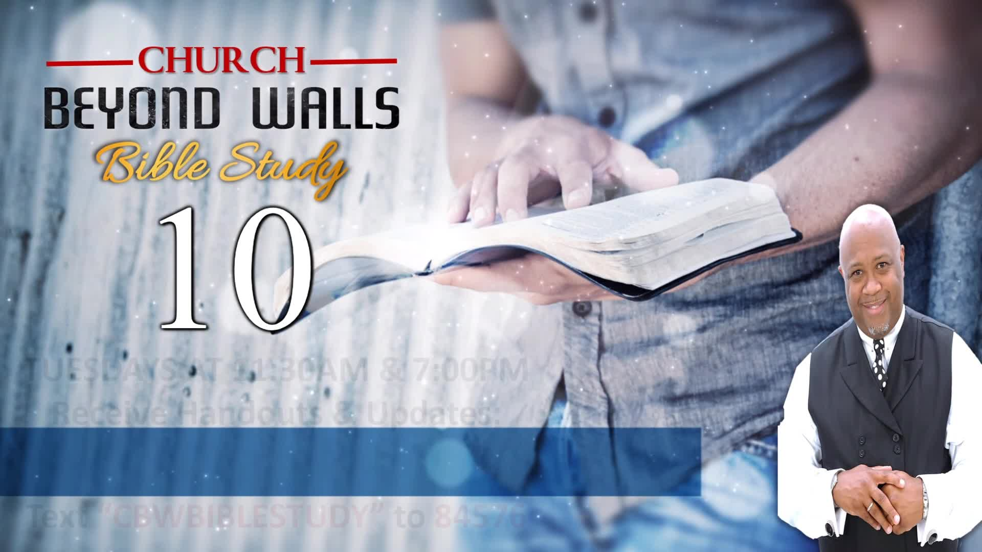 CBW Bible Study  March 16 2021