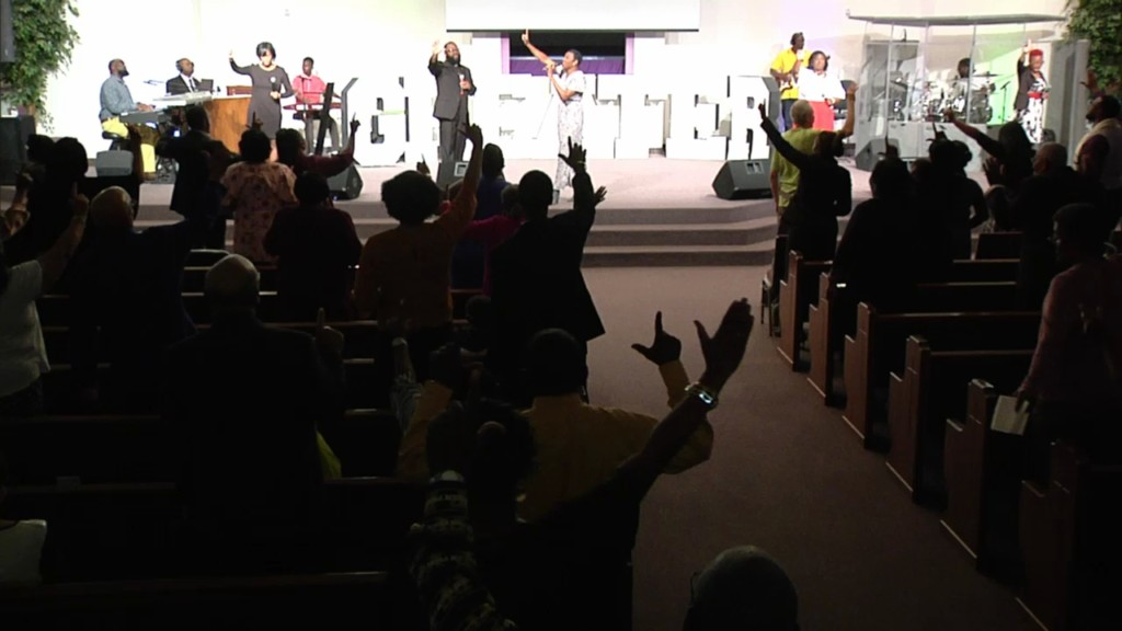 Worship and Communion 6112017
