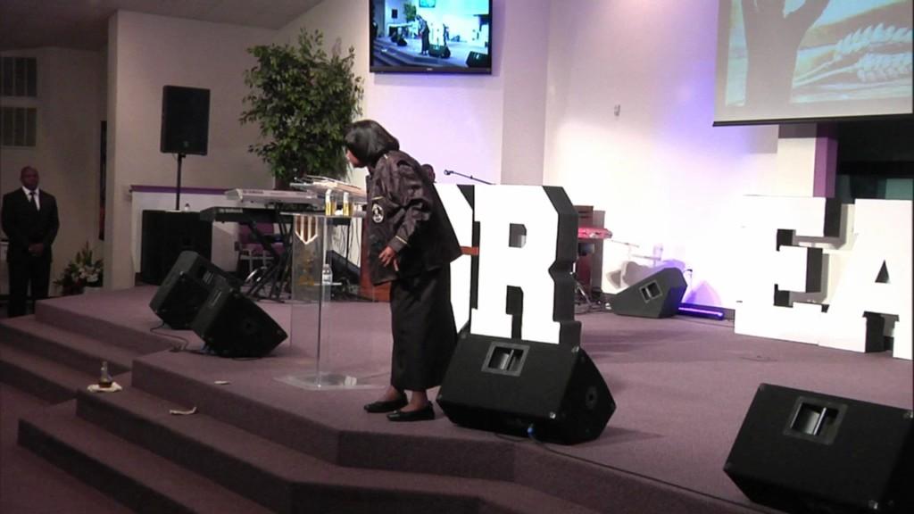 Healing & Communion 6/11/2017