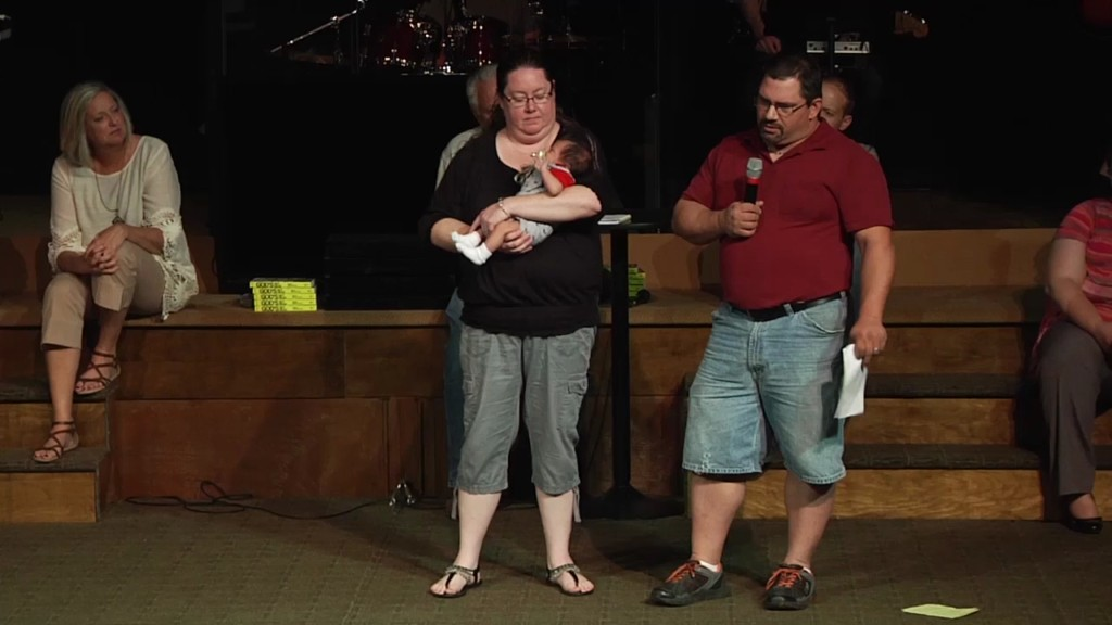 Our Story Moment Testimonies
