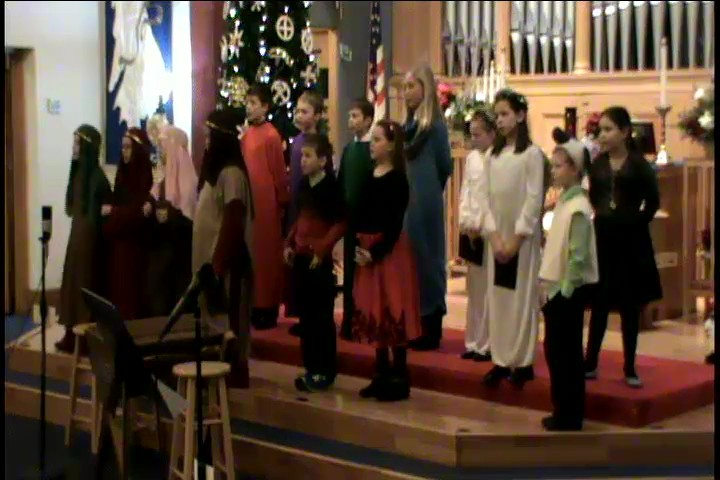 Childrens Christmas Service