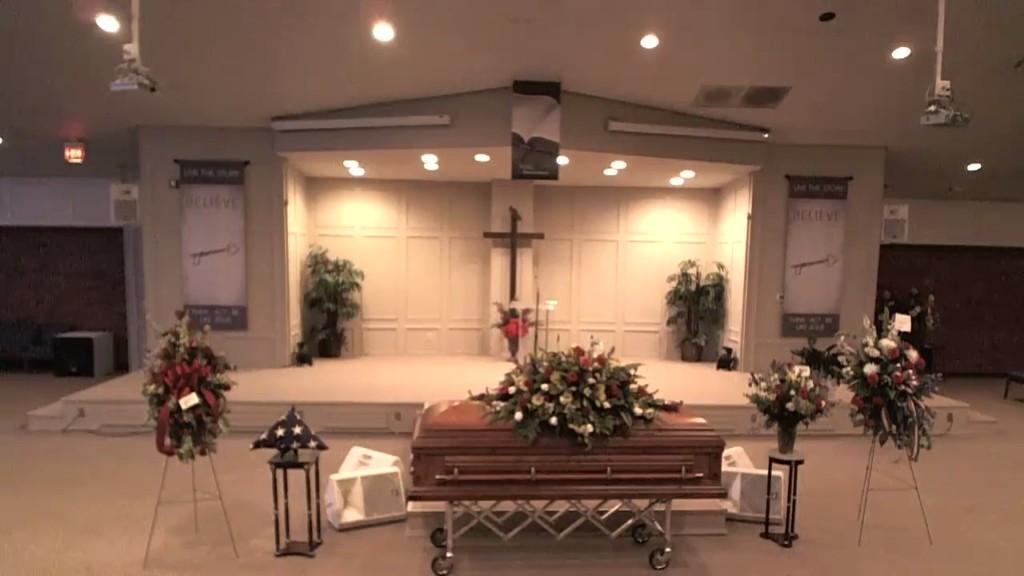 Bill Brandon Funeral
