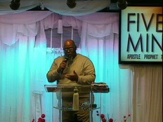 Five Fold Ministry Series