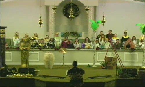 PCS Christmas Program