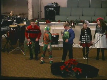 PCS School Christmas Program