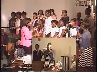 Youth Choir - Young Men's Day