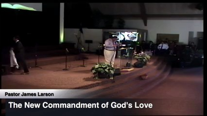 The New Commandment of God's Love
